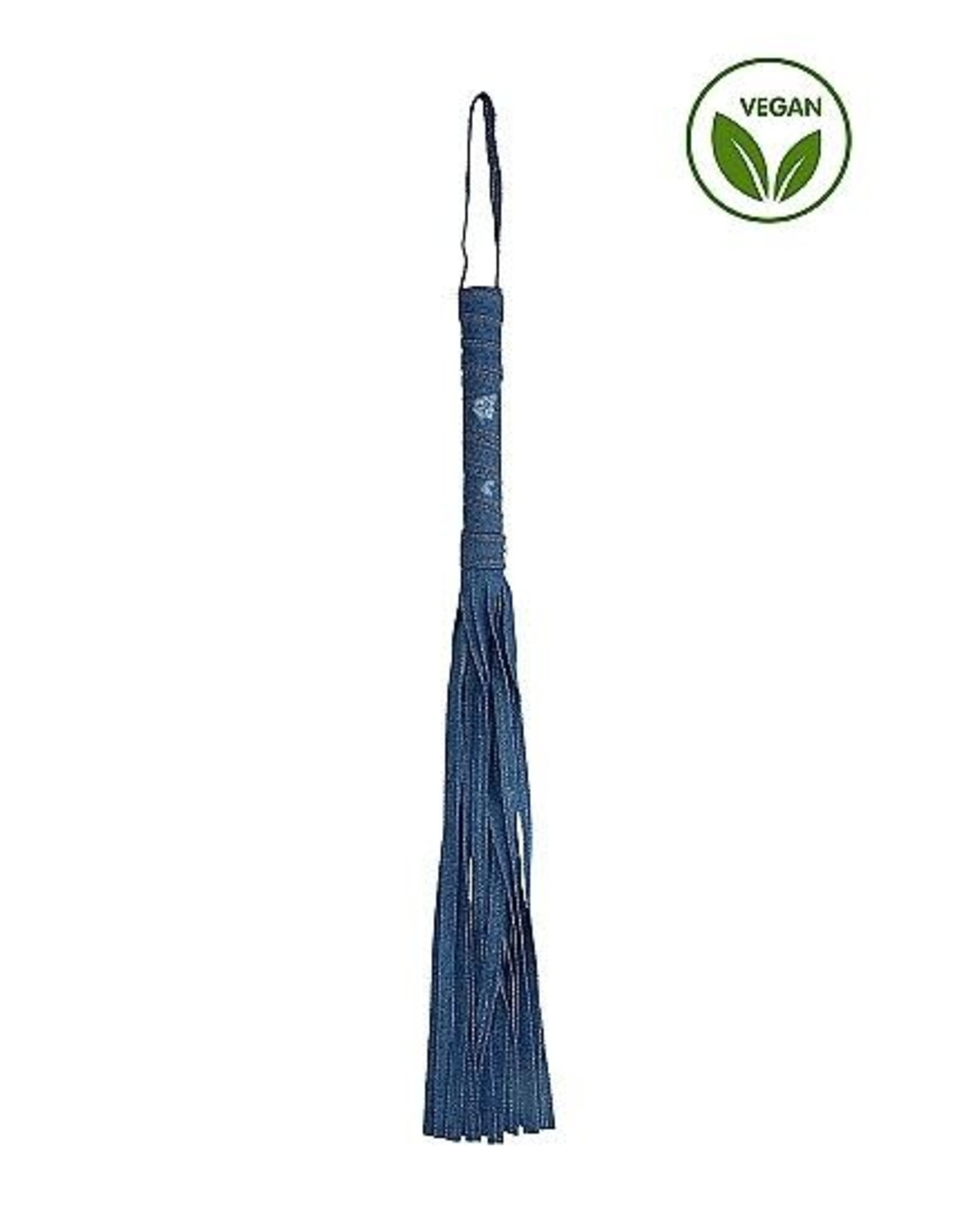 Ouch! Ouch! Denim Flogger - Roughend Denim Style - Blue