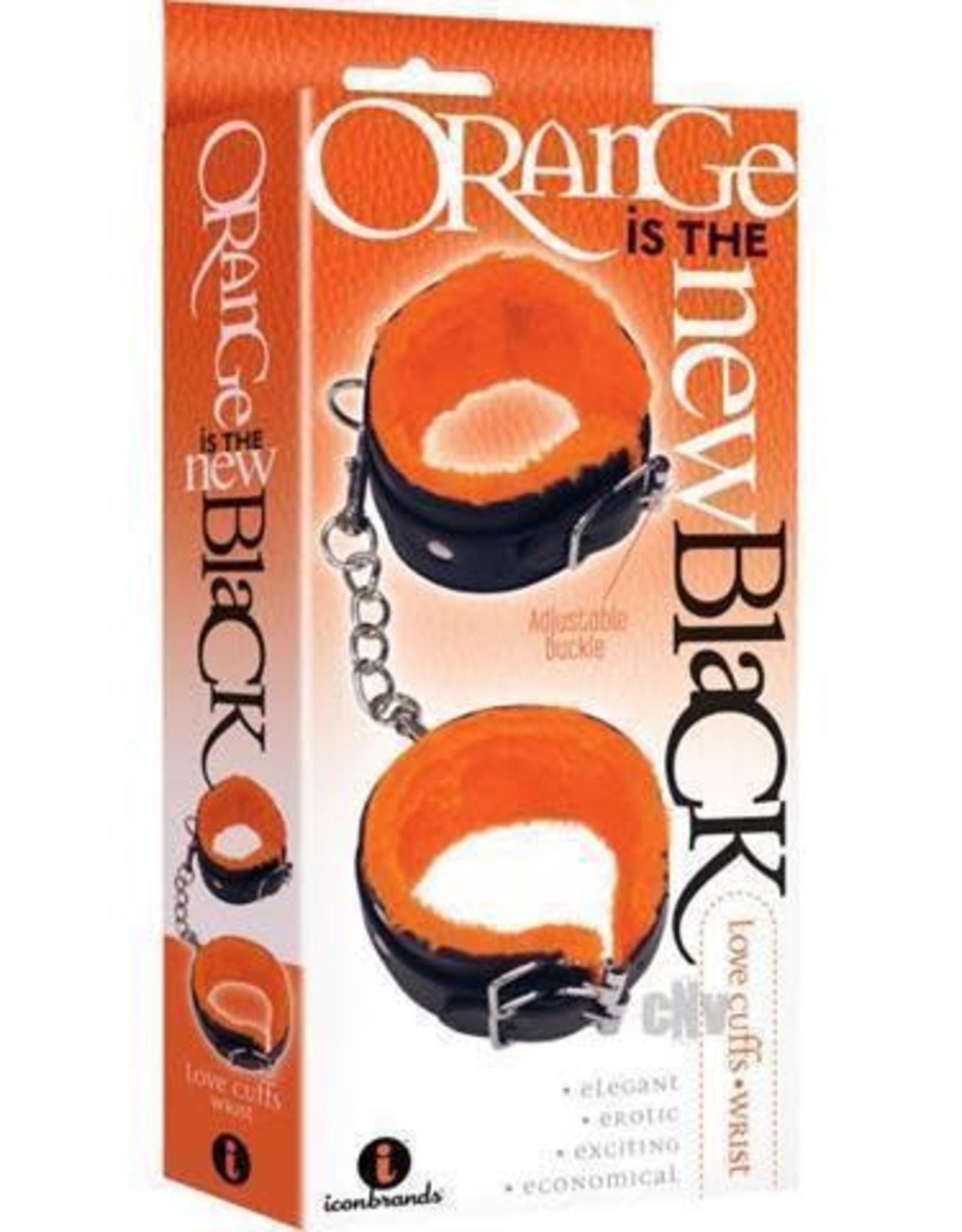 Orange Is The New Black Orange is The New Black- Love cuffs  - Wrist