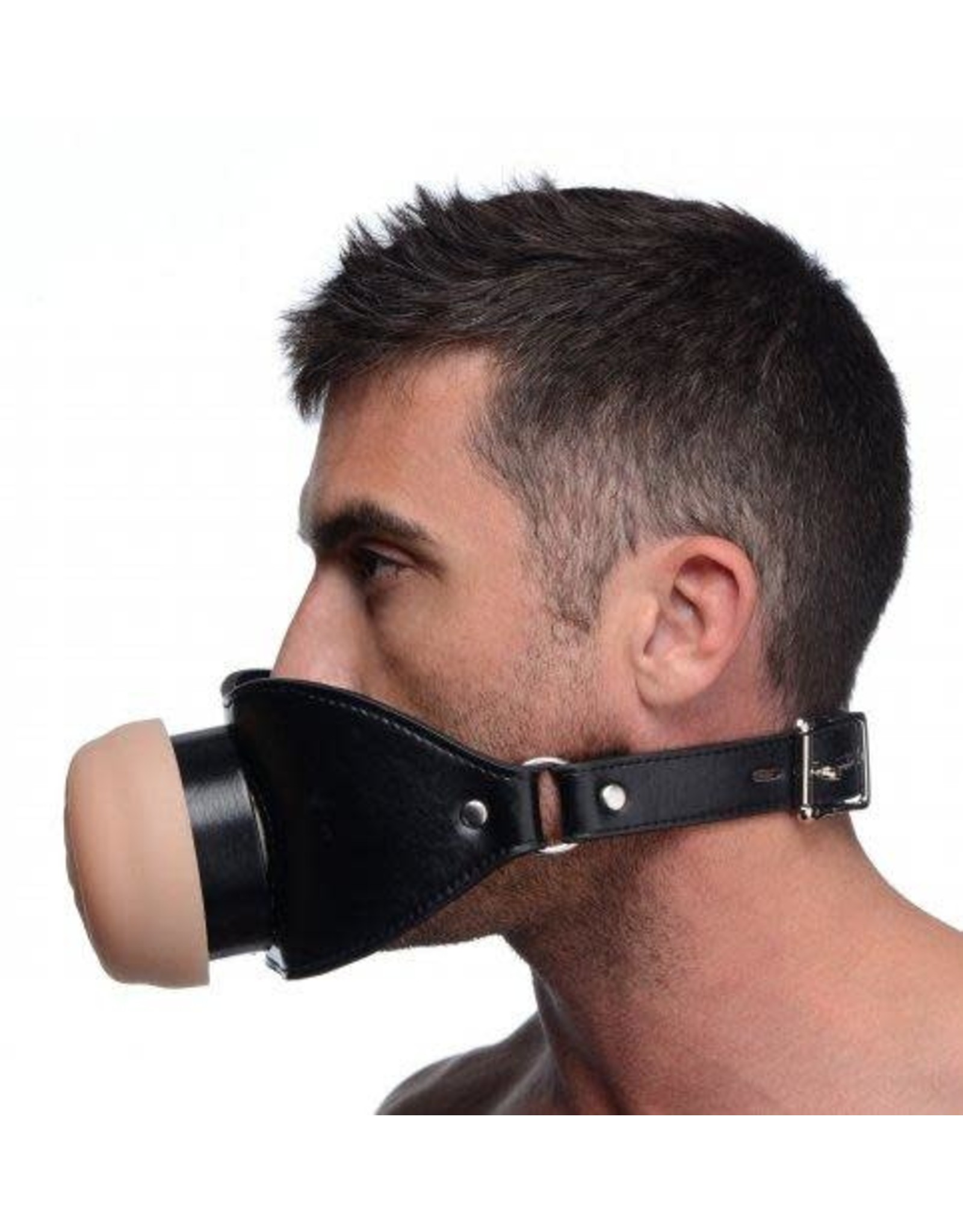 Master Series Master Series - Pussy-Face Oral Sex Mouth Gag
