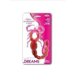 Wet Dreams Super Scorpion - Pink Passion