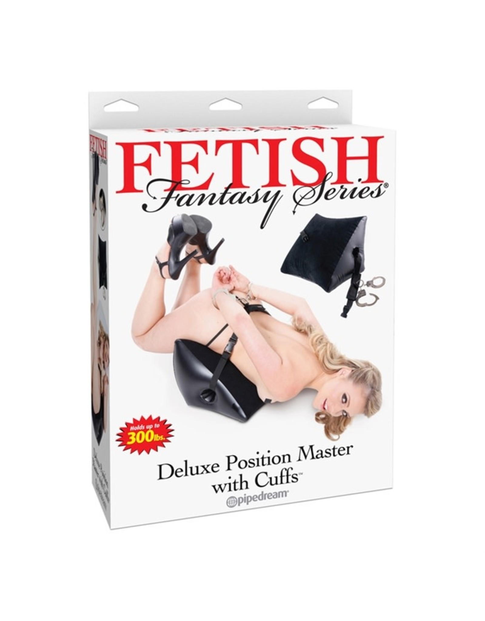 Pipedream Fetish Fantasy Series - Deluxe Position Master with Cuffs