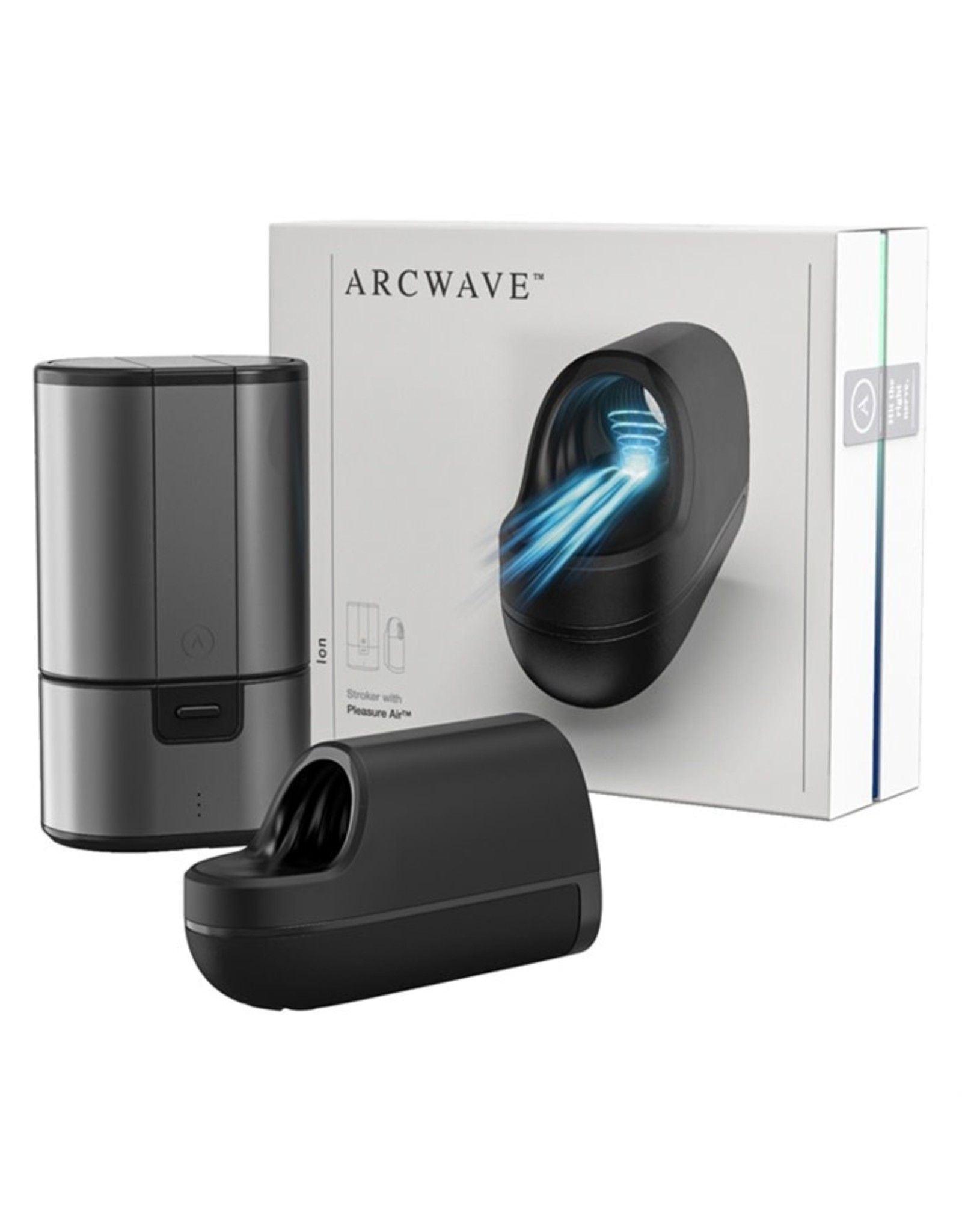 ArcWave ArcWave - Ion Pleasure Air Technology Masturbator