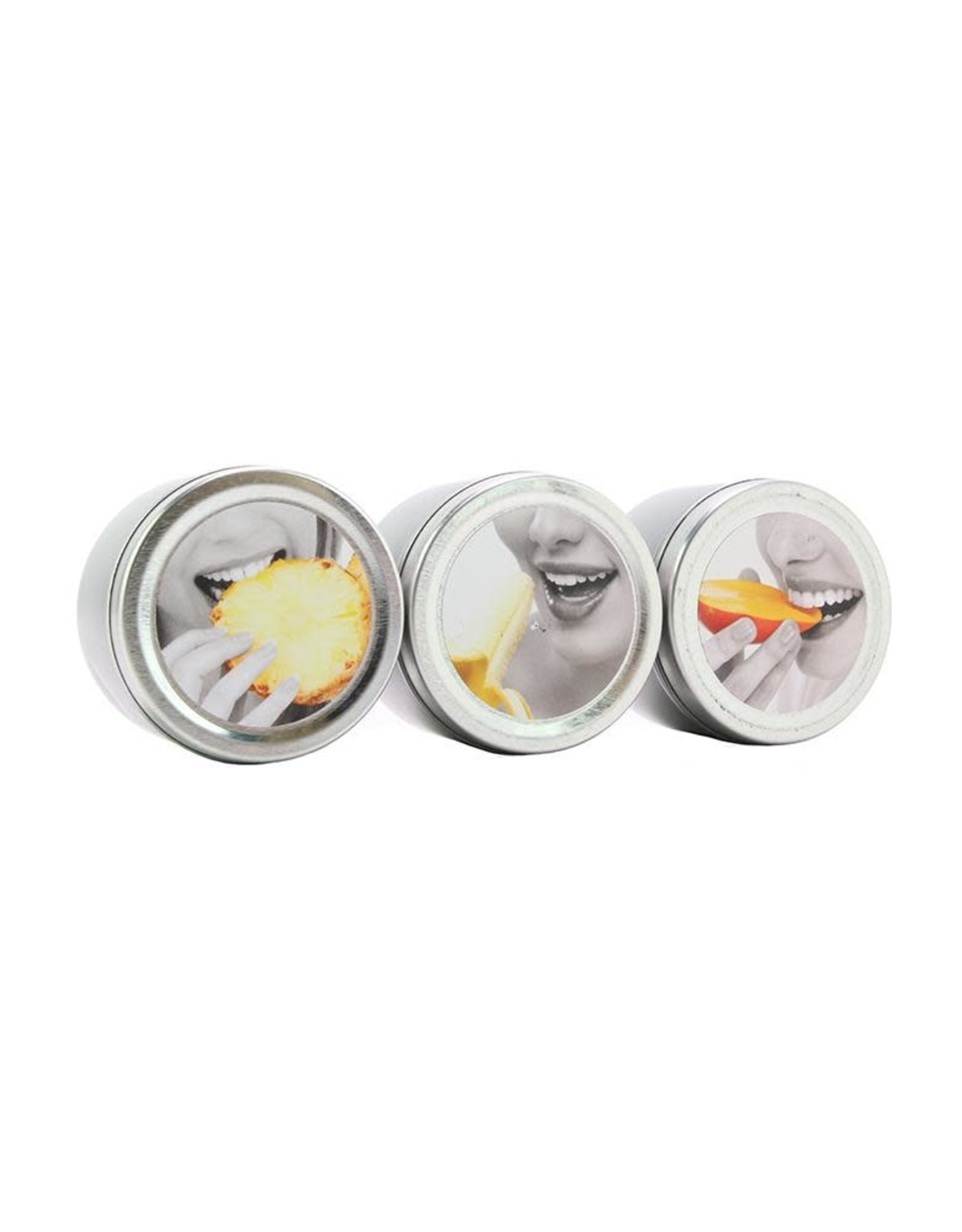 Earthly Body 3-in-1 Candle Trio Gift Bag - Tropical Threesome