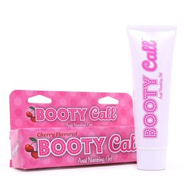 Little Genie Booty Call - Anal Numbing Gel - Cherry Flavored