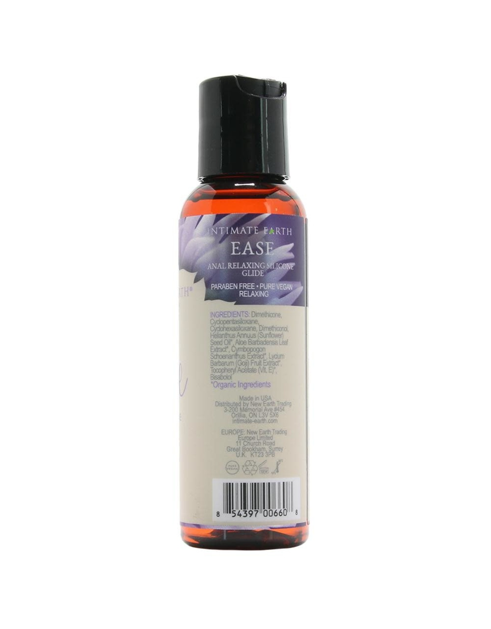 Intimate Earth Intimate Earth - Ease Anal Silicone Glide 2oz