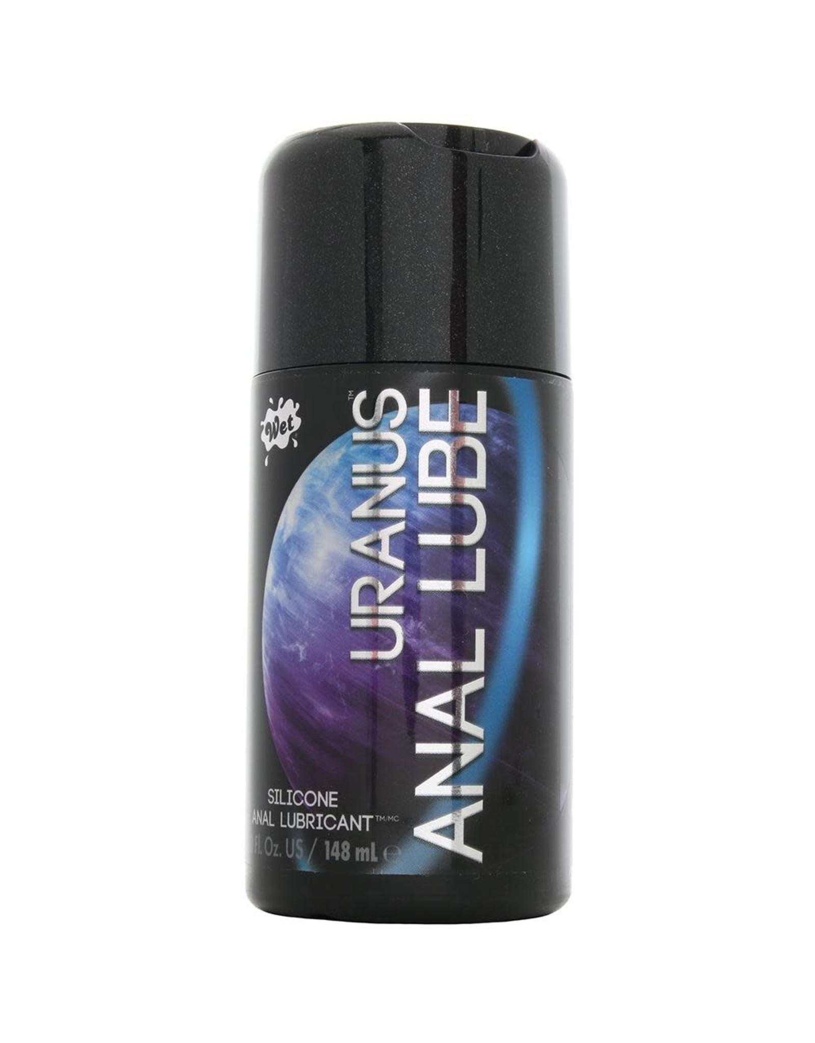 Uranus Silicone Based Anal Lubricant - 5oz