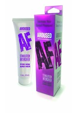 Little Genie Aroused AF Stimulation Intensifier for Couples - 1.5 oz