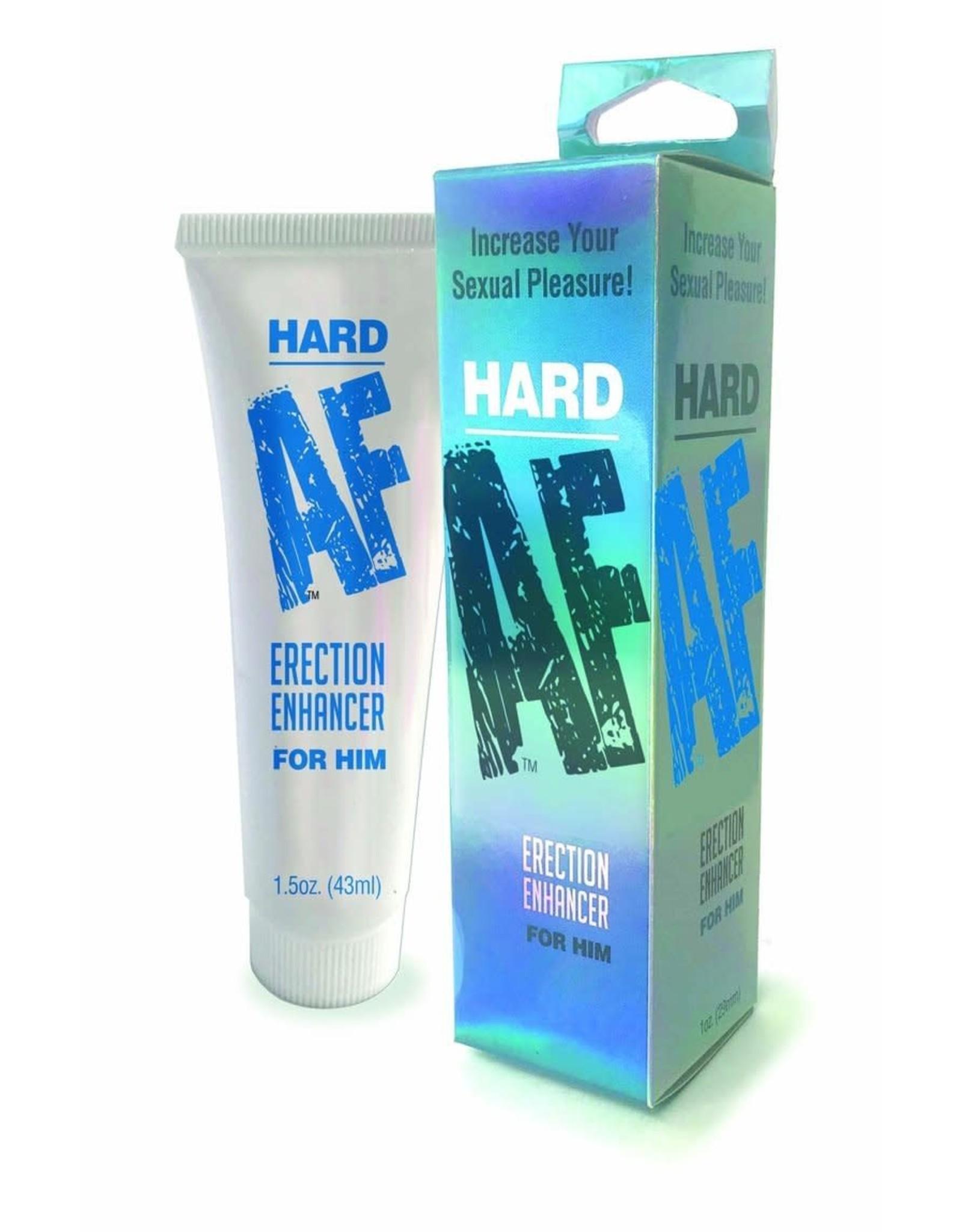 Little Genie Hard AF Erection Enhancer - 1.5 oz
