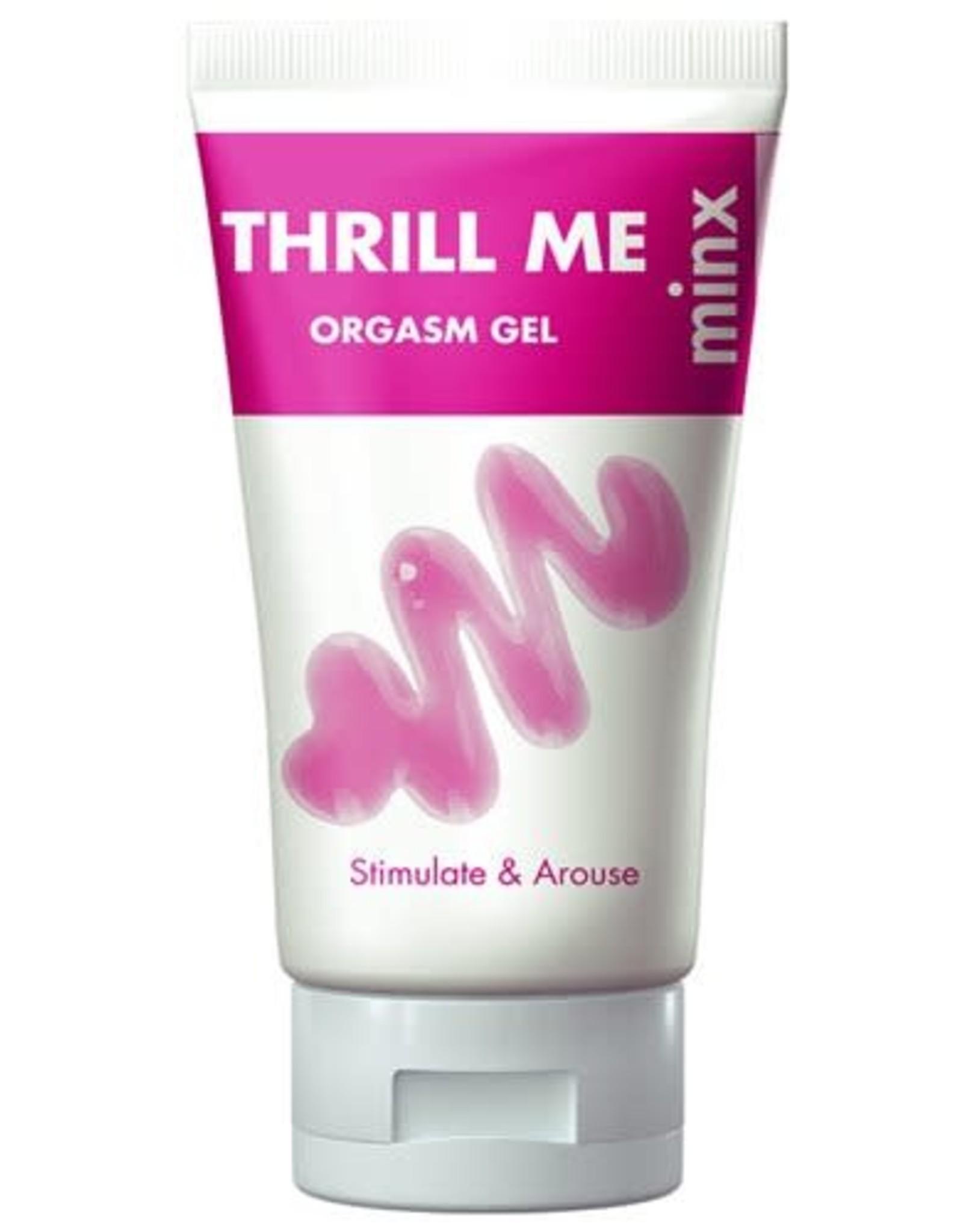 Minx - Thrill Me Orgasm Gel - 50ml
