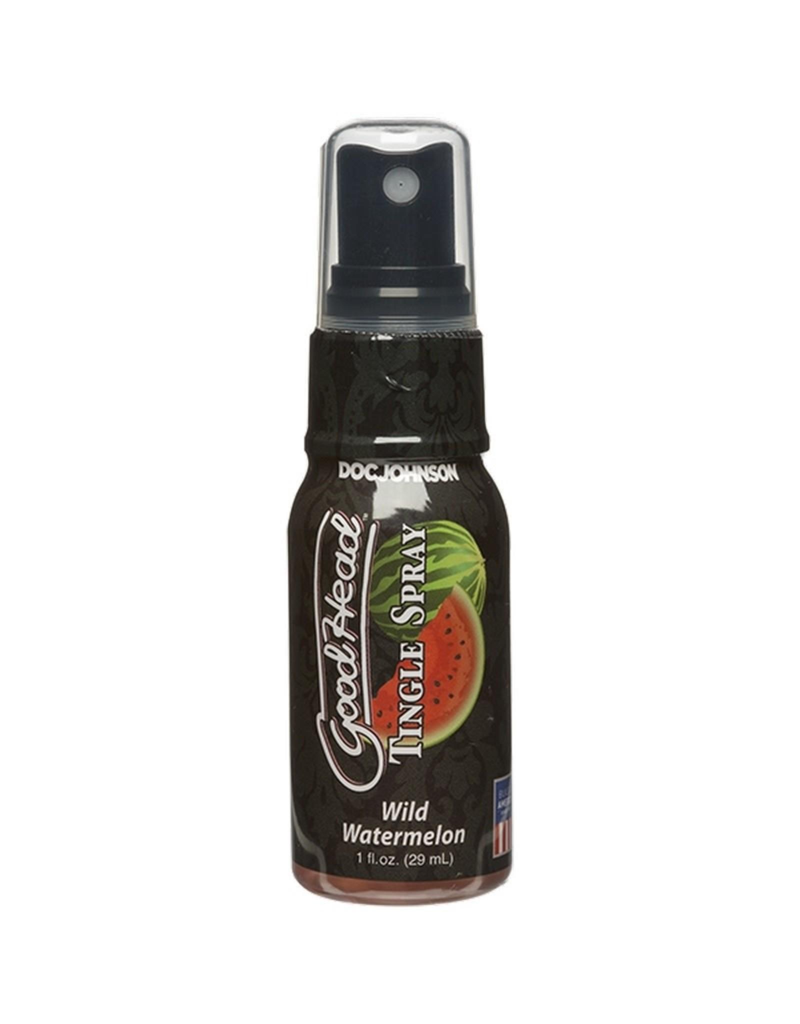 Doc Johnson Good Head - Tingle Spray - Wild Watermelon - 1 oz