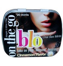 On the Go Blo - Oral Sex Mints - Cinnamon