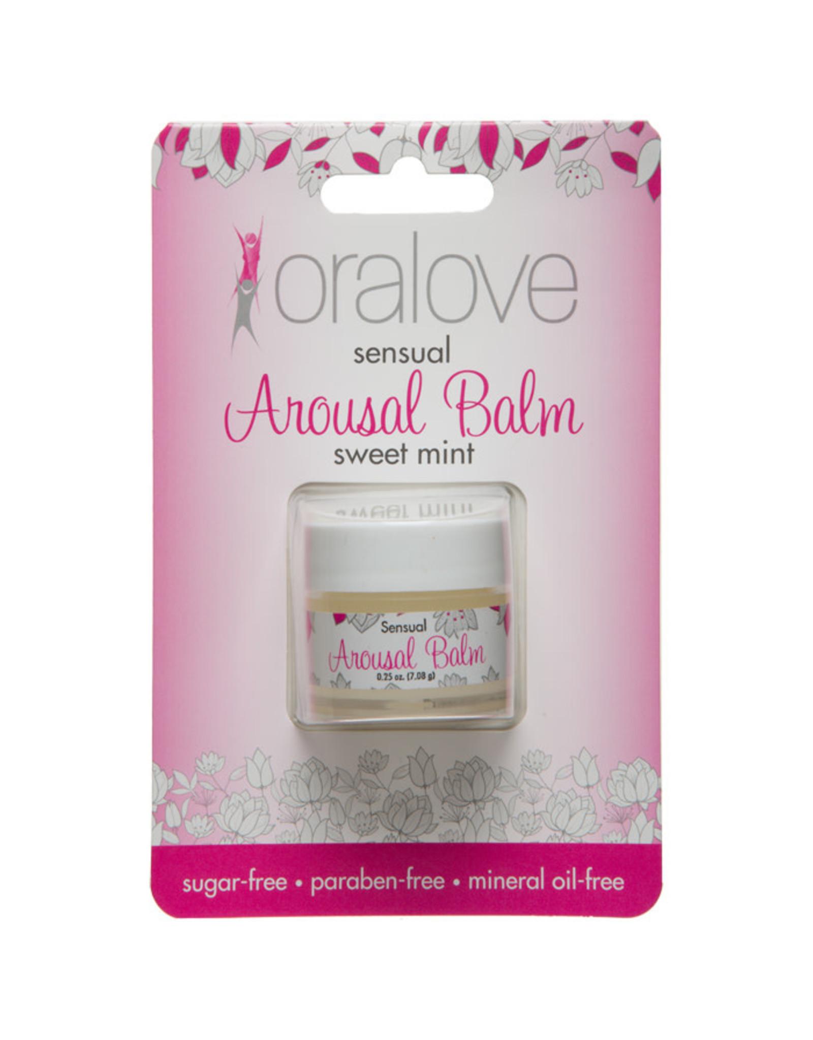 Doc Johnson OraLove - Sensual Arousal Balm - .25 oz