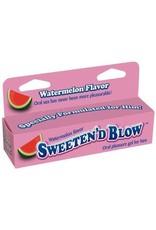 Little Genie Sweeten'd Blow - Oral Pleasure Gel - Watermelon