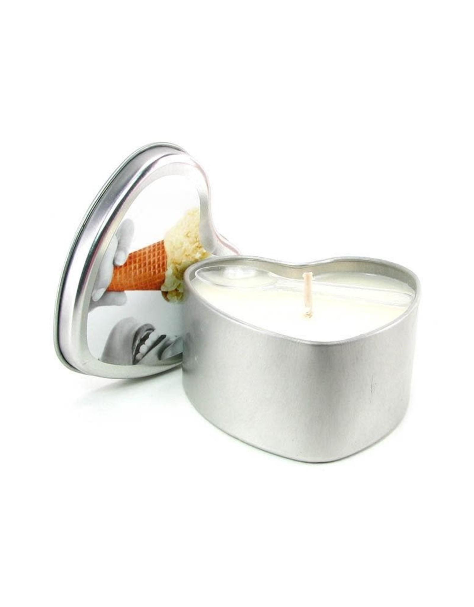 Earthly Body Earthly Body - Massage Candle - Vanilla