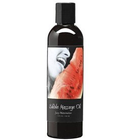 Earthly Body Earthly Body - Edible Massage Oil - Watermelon - 2oz