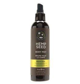 Earthly Body - Hemp Seed Body Mist - Beach Daze - 8 oz