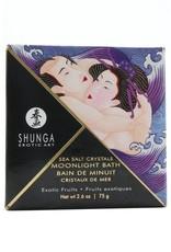 Shunga Shunga - Sea Salt Crystals -Moonlight Bath - Exotic Fruits