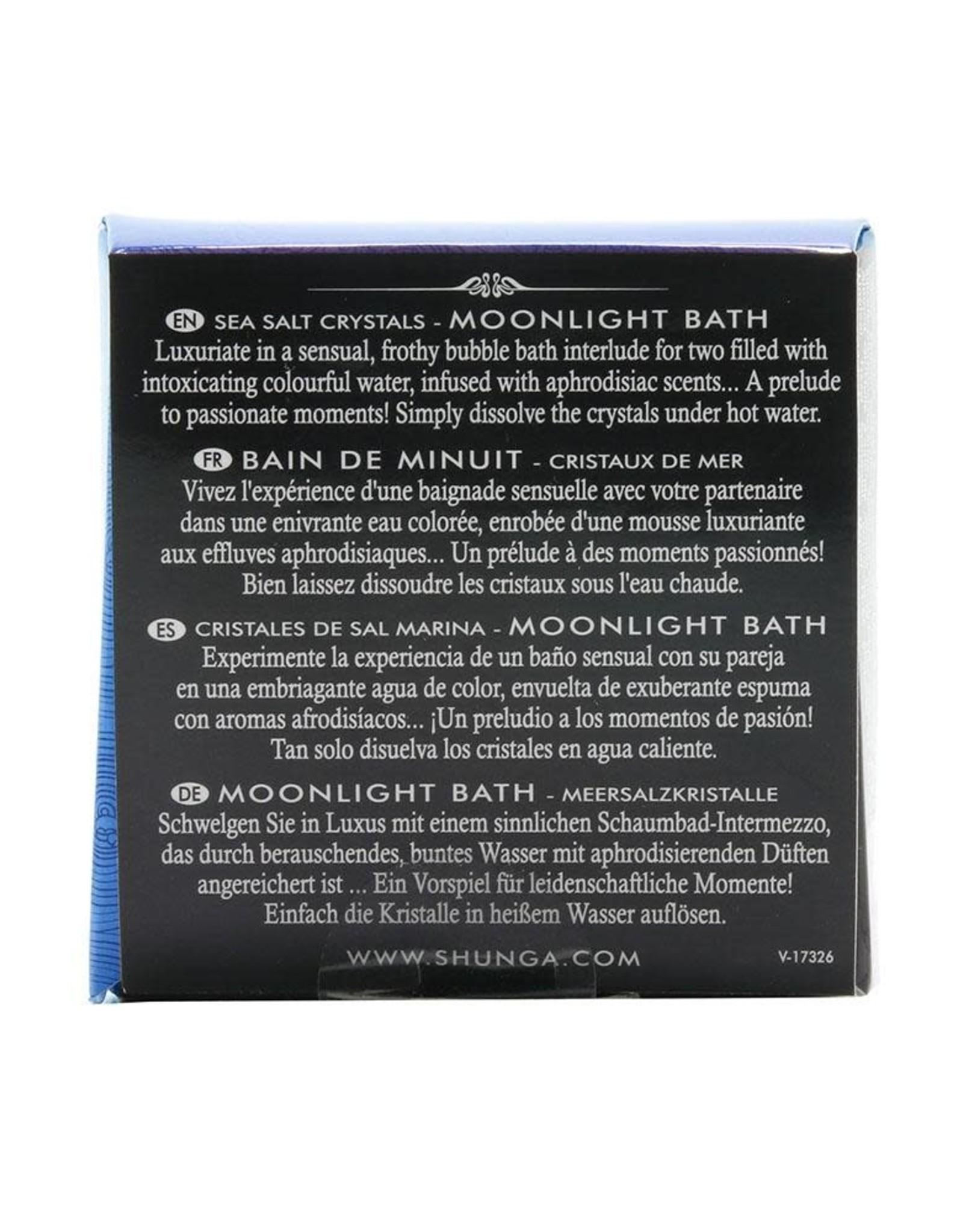 Shunga Shunga - Sea Salt Crystals - Moonlight Bath - Ocean Breeze