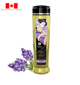 Shunga Shunga - Erotic Massage Oil - Sensation - Lavender