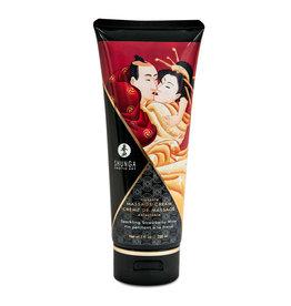 Shunga Shunga - Kissable Massage Cream - Sparkling Strawberry Wine