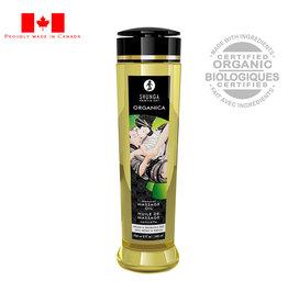 Shunga Shunga - Organica Natural Massage Oil - Aroma and Fragrance Free