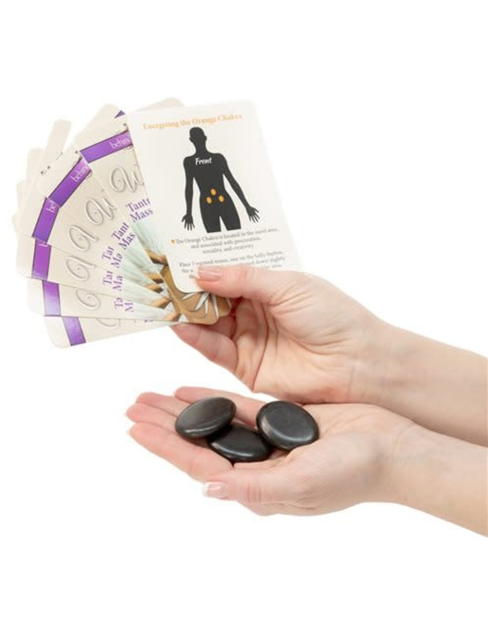 Little Genie Weekend in Bed - Tantric Massage Activity Kit