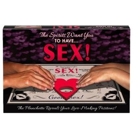 Kheper games The Spirits Want You to Have Sex! Game