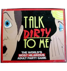 Talk Dirty to Me Game