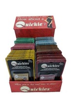 Quickies Card Game - Assorted