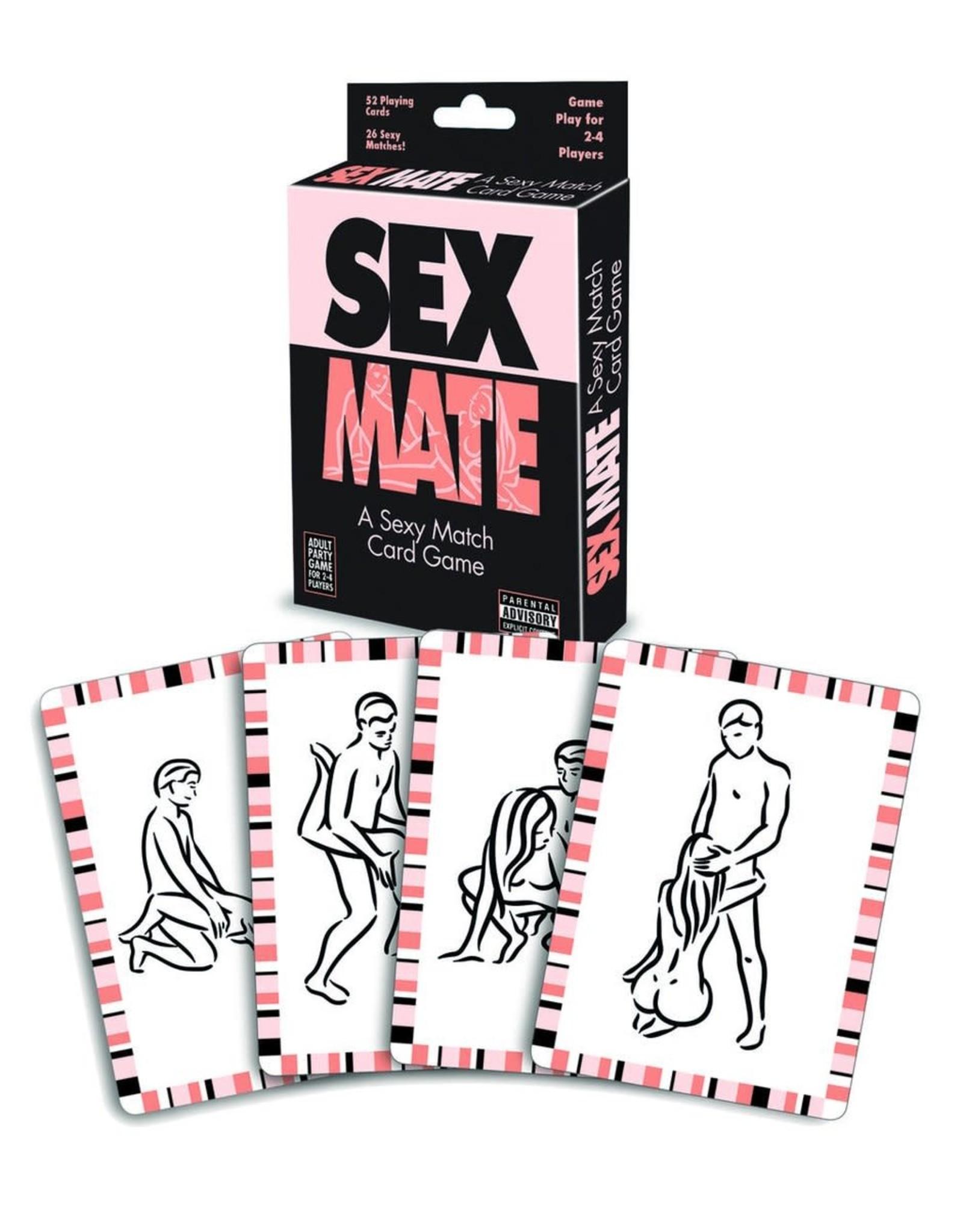 Sex Mate - A Sexy Match Card Game