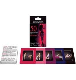 Kheper games 50 Positions of Bondage - Cards
