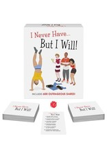 Kheper games I Never Have... But I Will! Game