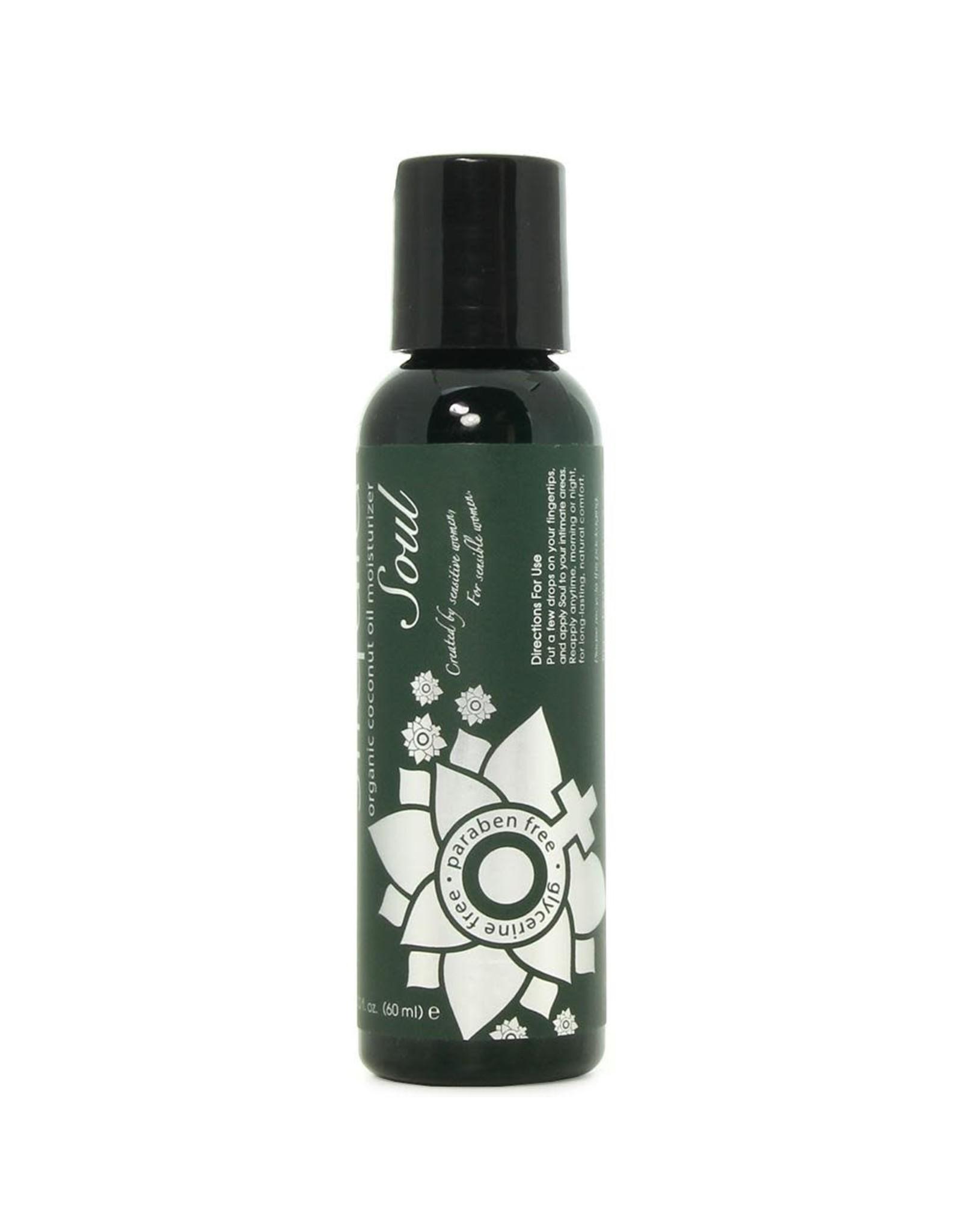 Sliquid Sliquid Soul - Coconut Oil Moisturizer - 2 oz