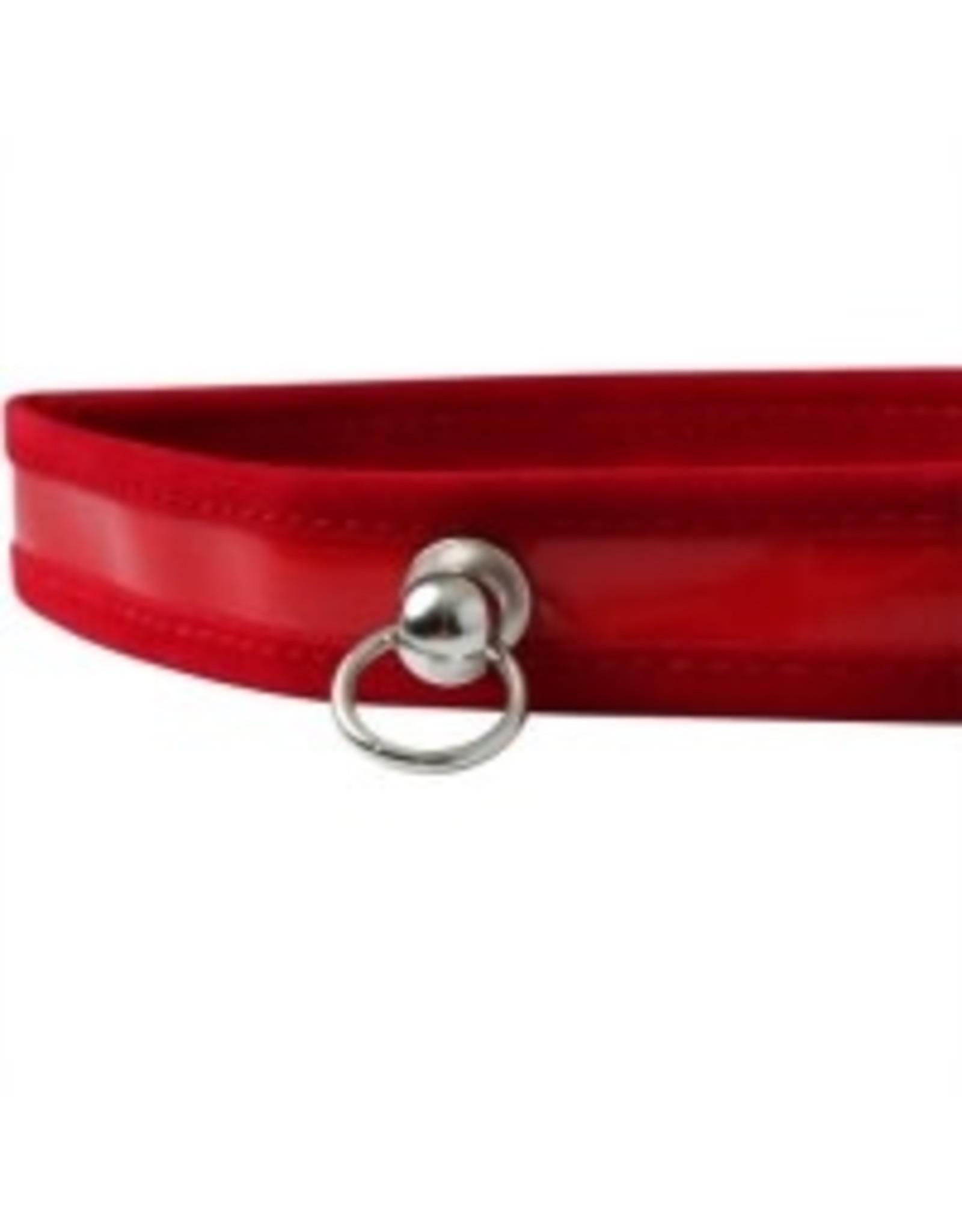 Sportsheets Sex & Mischief - Red Day Collar