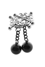 Calexotics Nipple Grips - 4-Point Weighted Nipple Press
