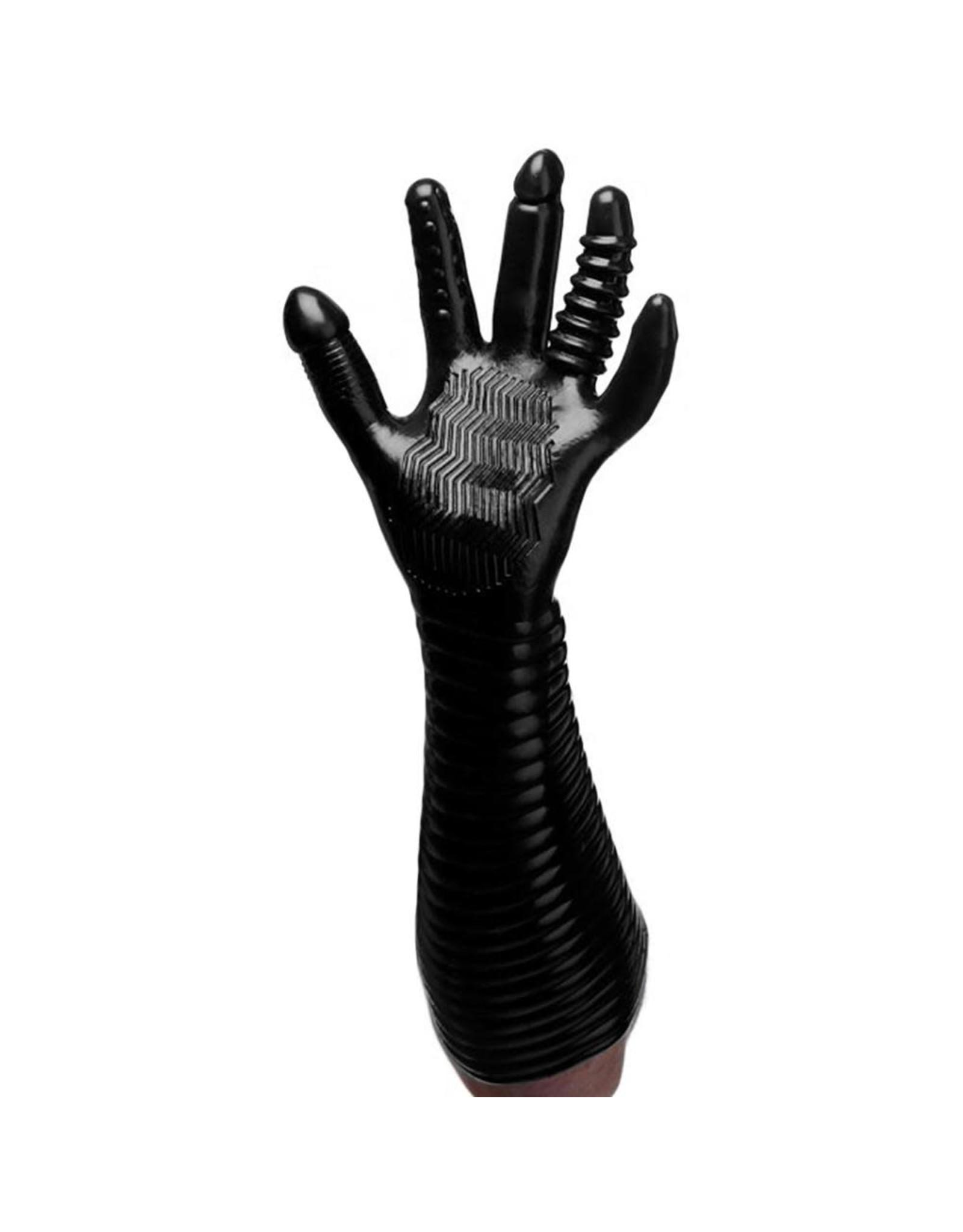 Master Series -  Pleasure Fister Textured Fisting Glove