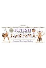 Fetish Fantasy Series Fetish Fantasy Series - Fantasy Bondage  Swing - White