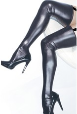Coquette Coquette - Wet look Stockings - OS