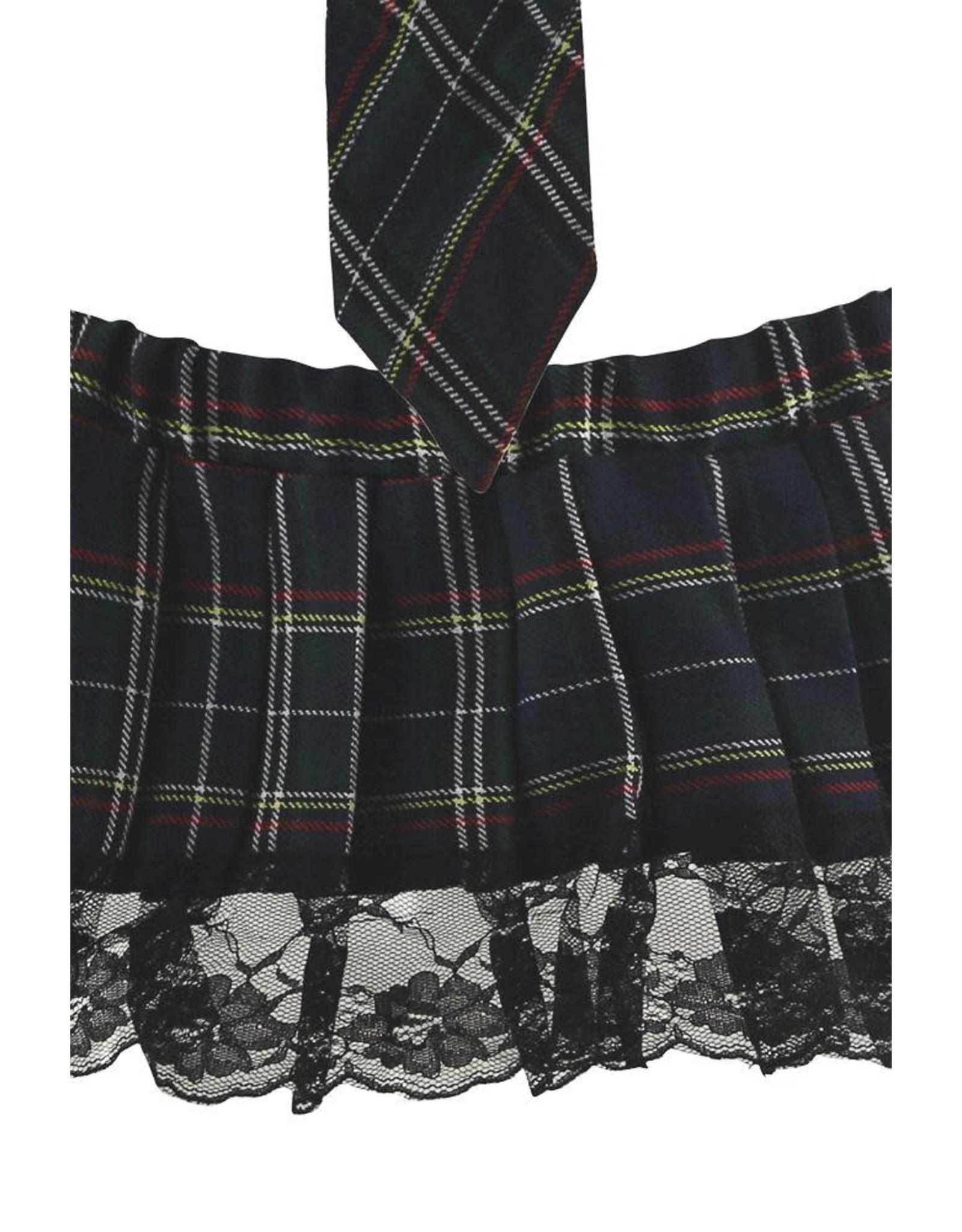 Baci Sexy Schoolgirl Costume - 3 Pc Set