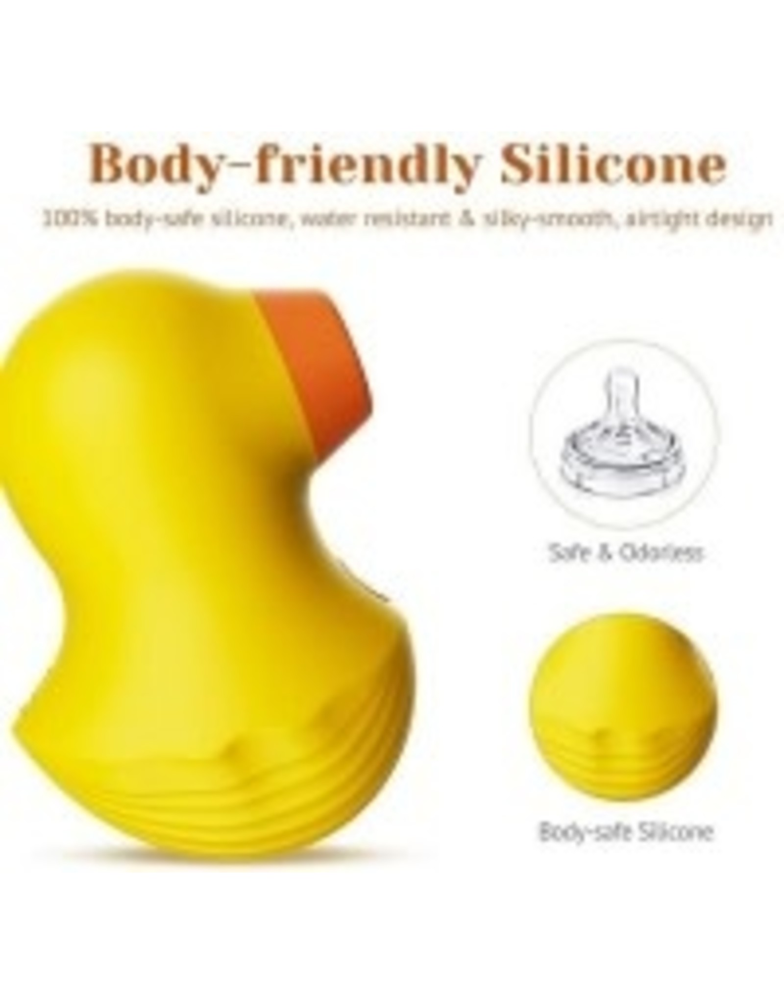 Tracy's Dog Tracy's Dog - Mr Duckie Clitoral Sucking Vibrator