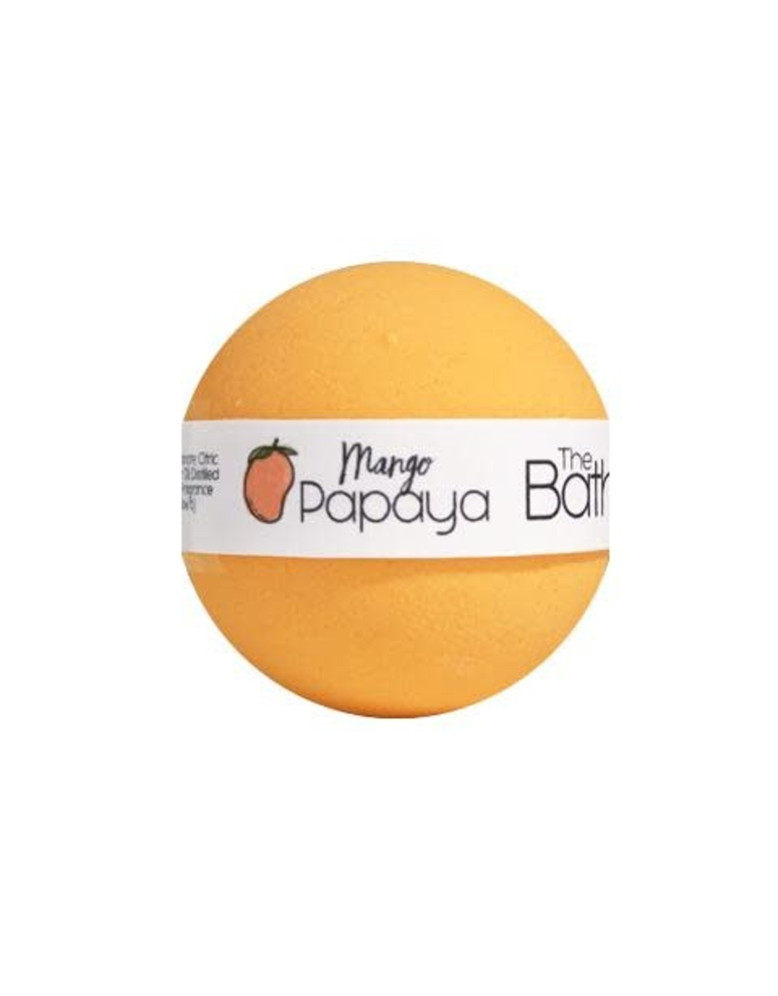 The Bath Bomb Co Bath Bomb Mini - Mango Papaya - 95g
