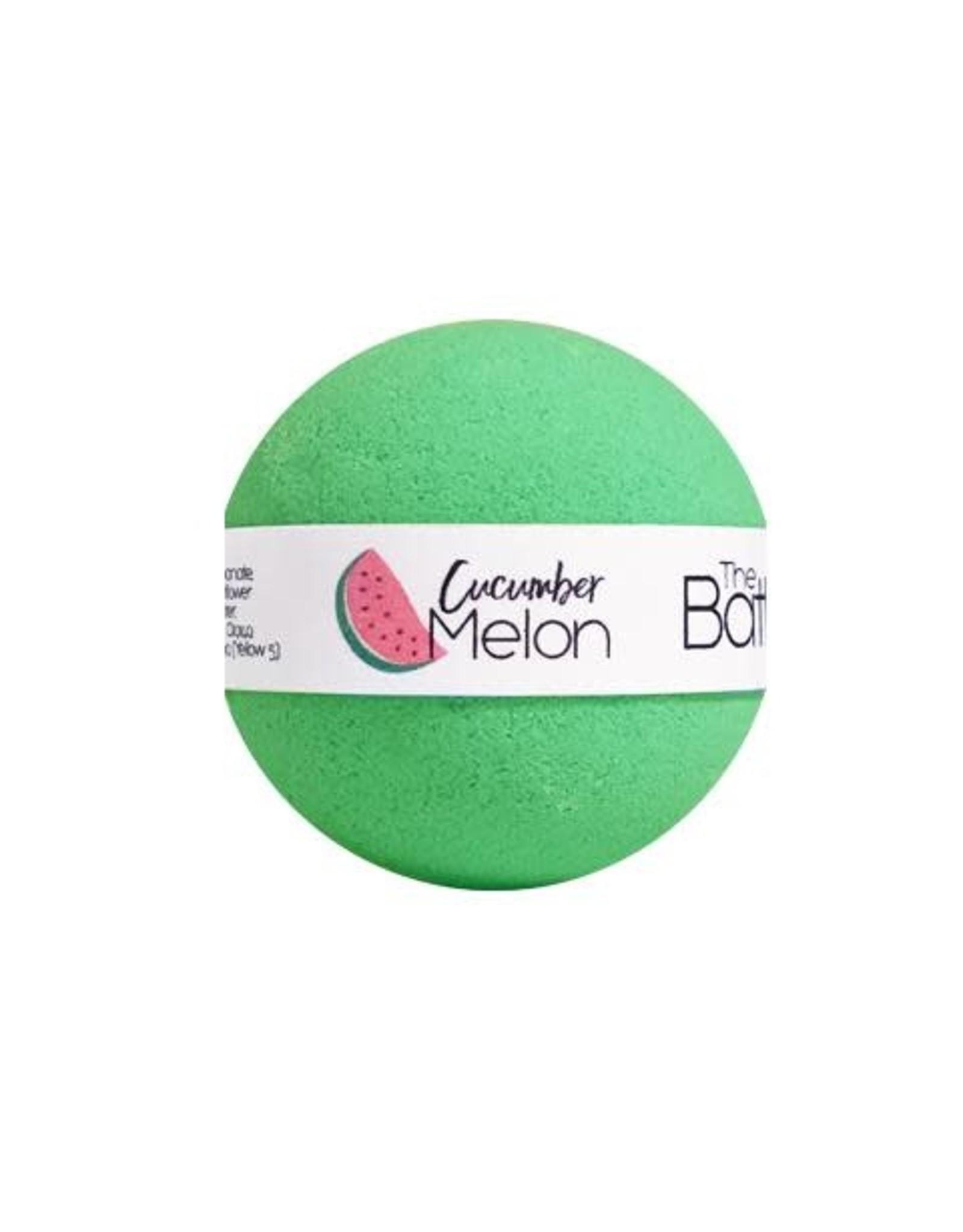 The Bath Bomb Co Bath Bomb Mini - Cucumber Melon - 95g