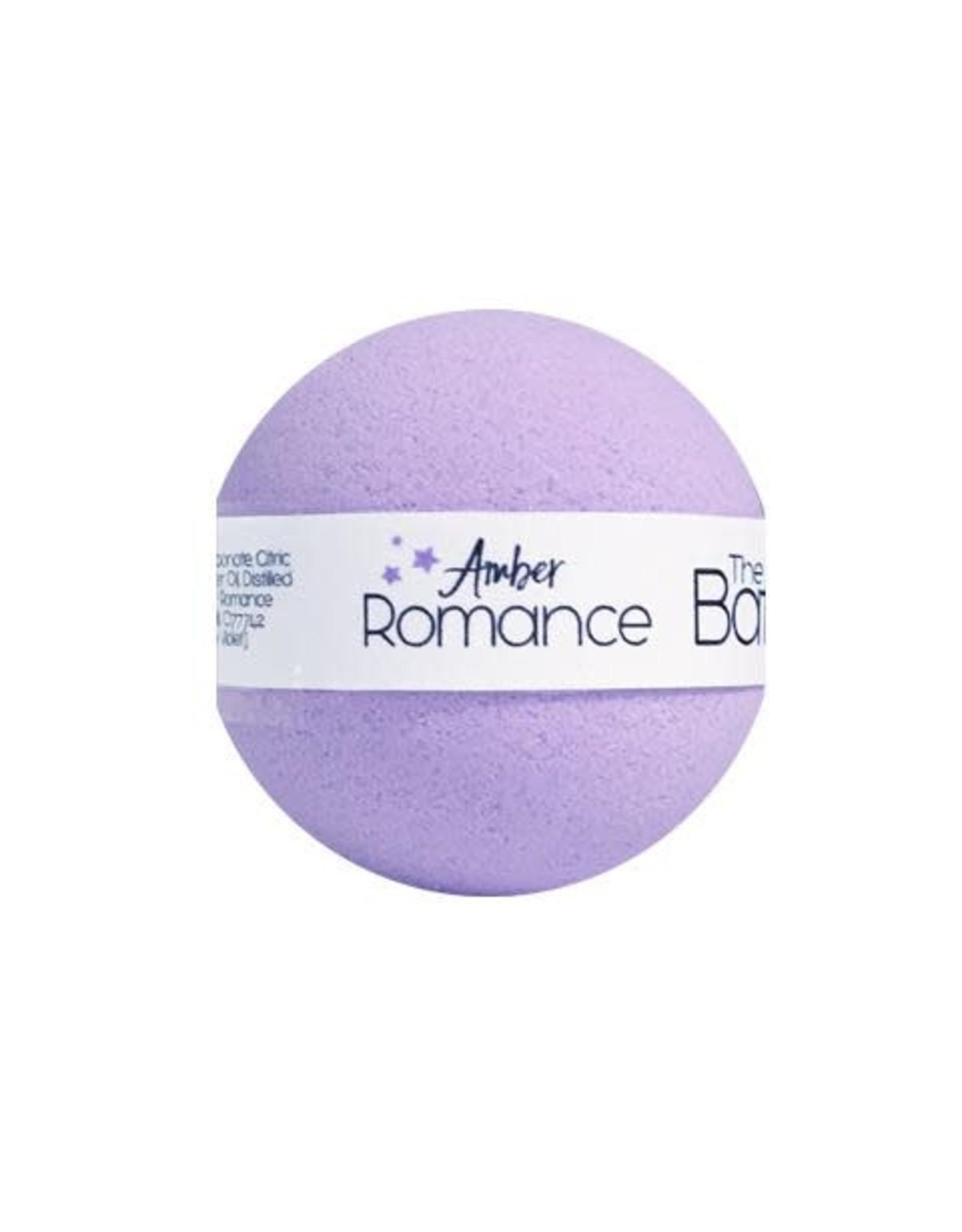 The Bath Bomb Co Bath Bomb Mini - Amber Romance - 95 g