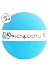 The Bath Bomb Co Bath Bomb - Blue Raspberry - 200g - Blue Raspberry, Sweet Orange
