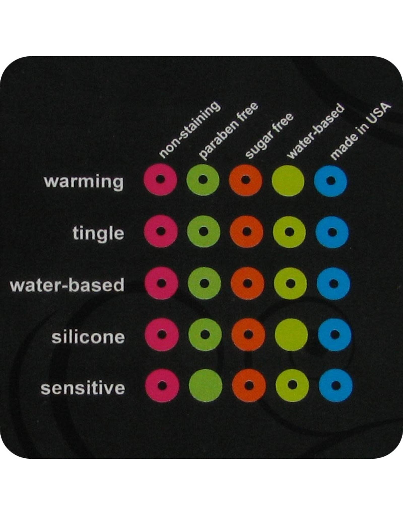 Doc Johnson Mood Lube - Warming - 4 oz