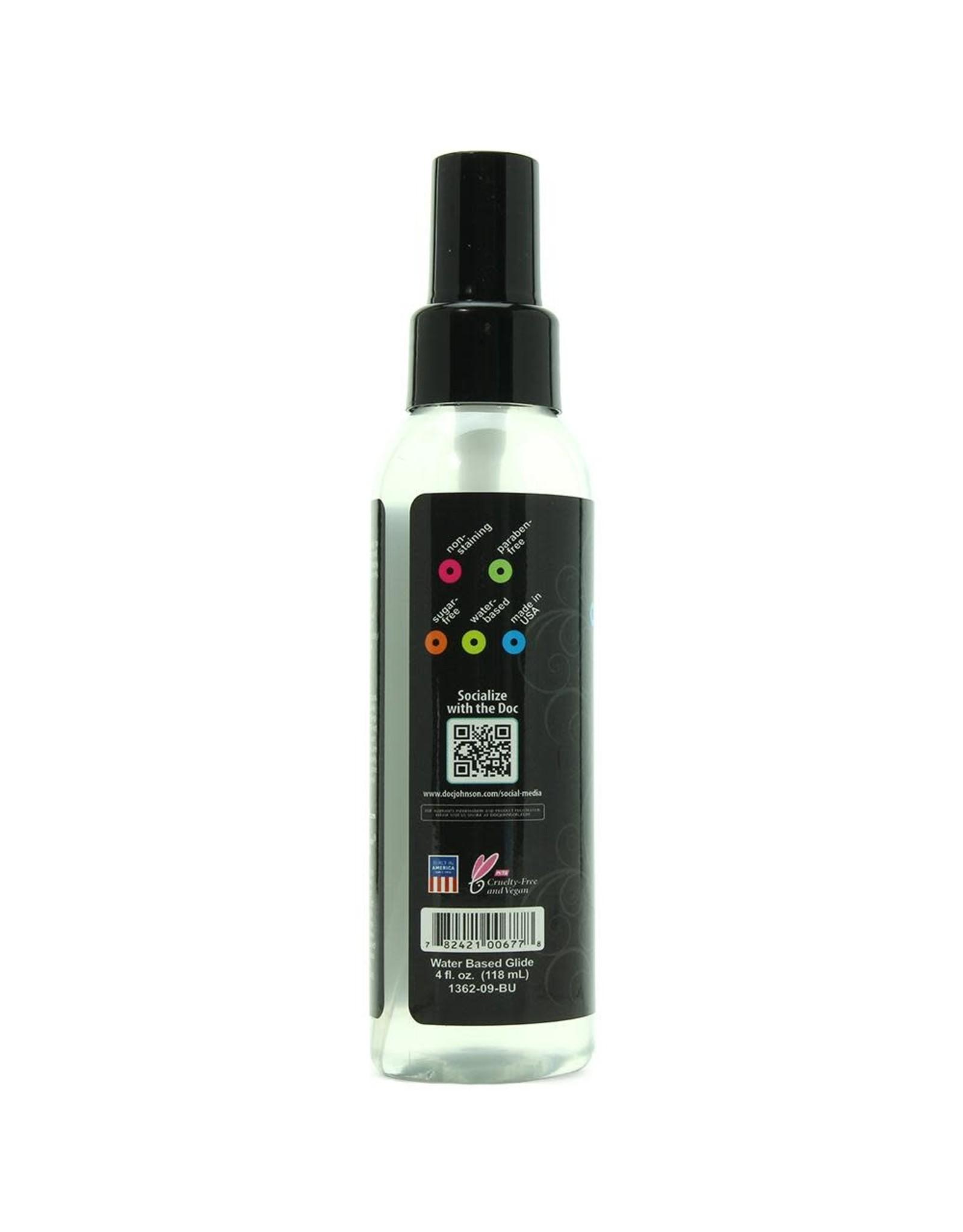 Doc Johnson Mood Lube - Water Based - 4 oz