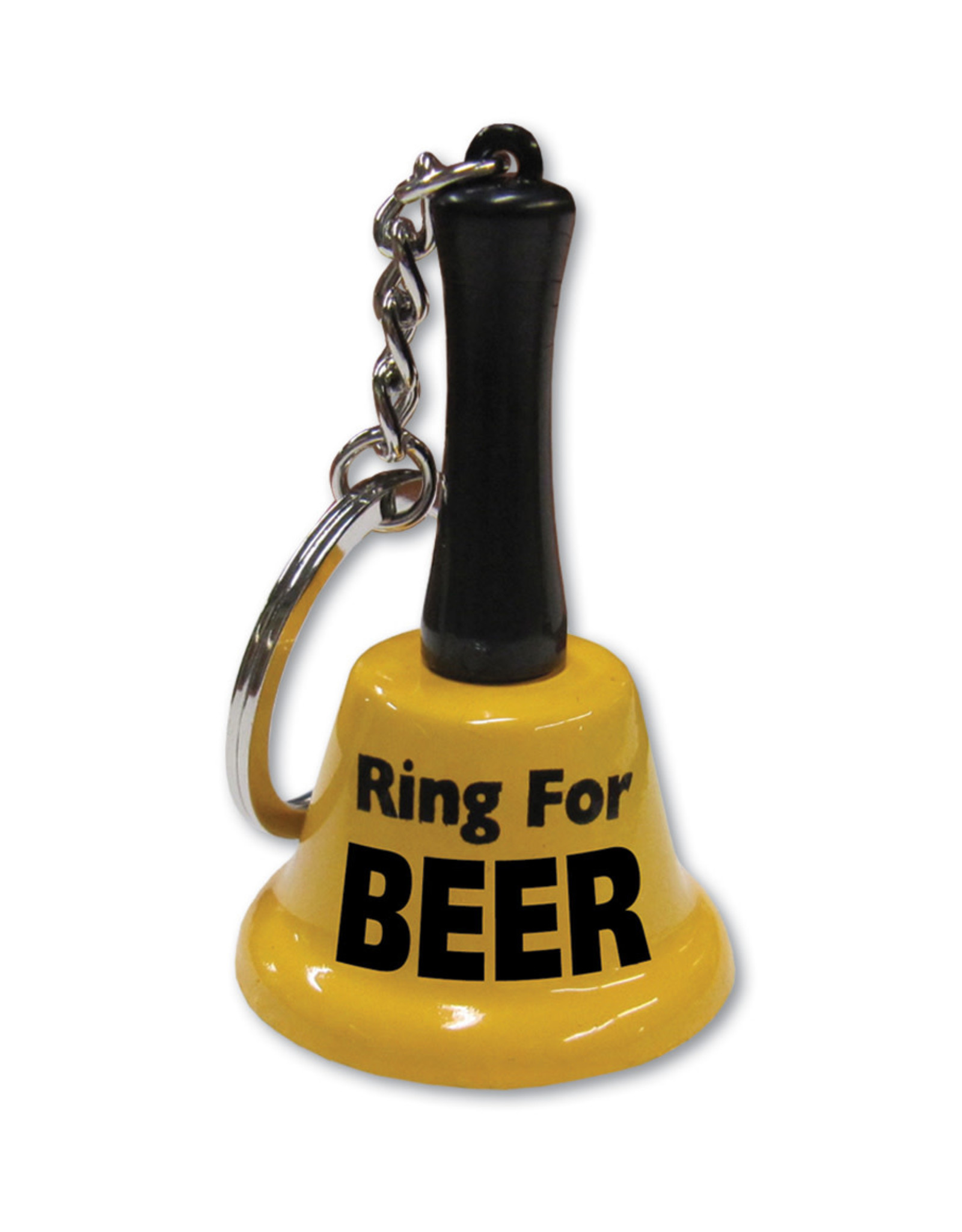 Ozze Creations Bell Keychain - Ring For Beer