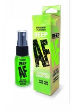 Little Genie Deep AF - Deep Throat Numbing Spray - Spearmint