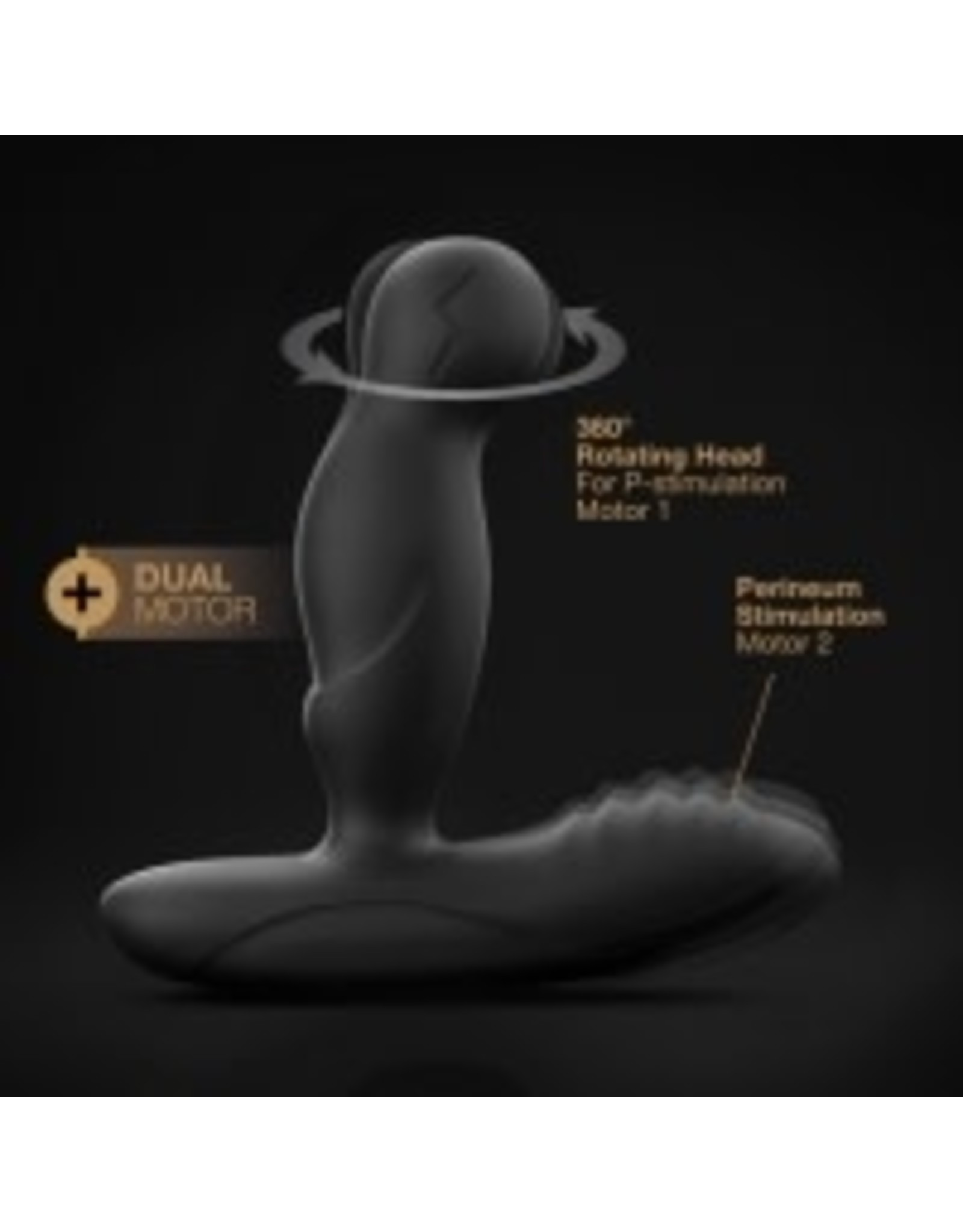 Dorcel - P-Swing Rotating Prostate Massager