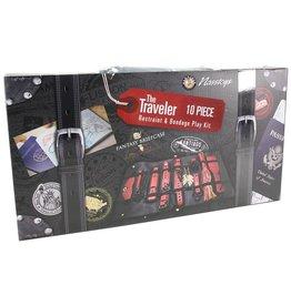 The Traveler - 10 pc Restraint & Bondage Play Kit